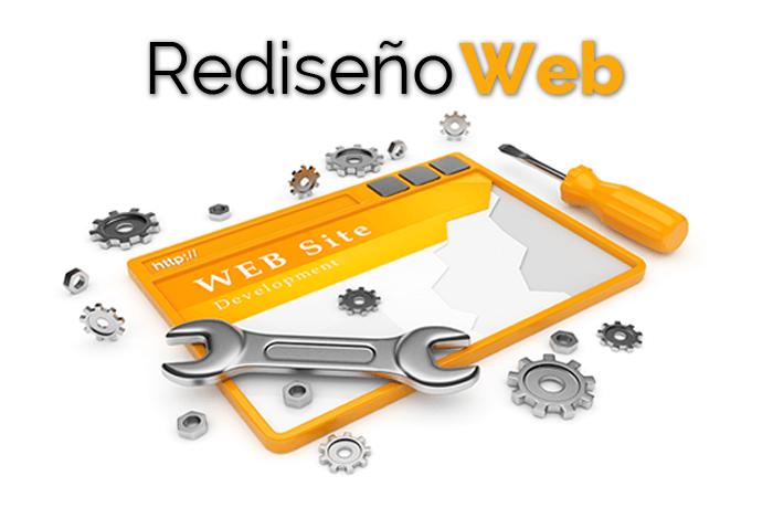 7 claves para saber si es hora de rediseñar tu página web