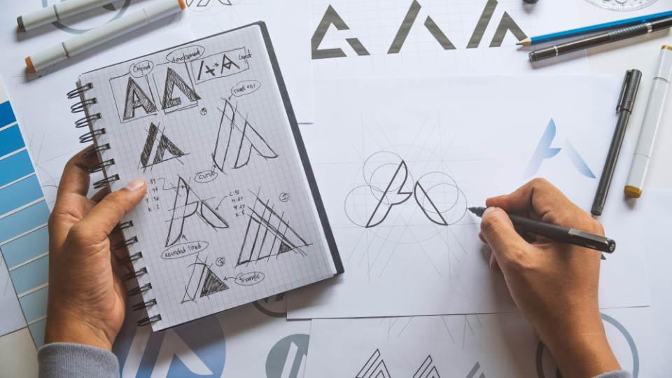 Guía rápida para crear un logo